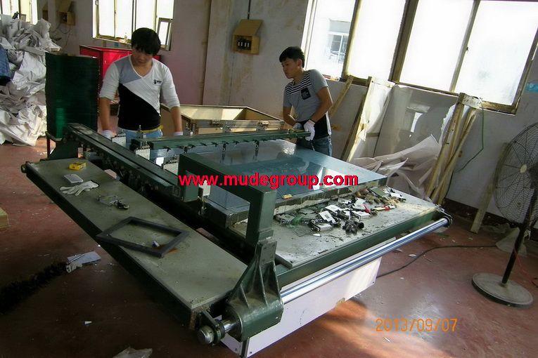 glass cut machine